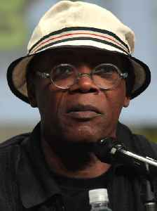 Samuel L. Jackson: American actor and film producer
