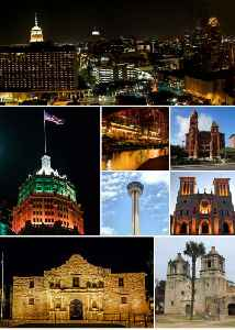 San Antonio: City in Texas, United States