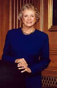 Sandra Day O'Connor: Former Associate Justice of the Supreme Court of the United States