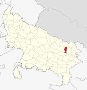 Sant Kabir Nagar district: District of Uttar Pradesh in India