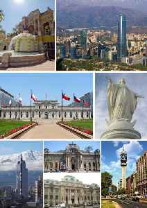 Santiago: Capital of Chile