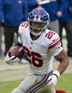 Saquon Barkley: American football running back