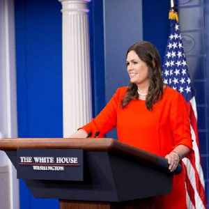Sarah Sanders: American campaign manager and political adviser