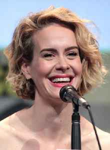 Sarah Paulson: American film, stage, and television actress