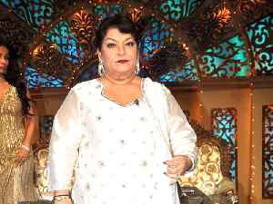Saroj Khan: Indian dancer and choreographer