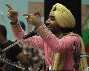 Satinder Sartaaj: Indian singer