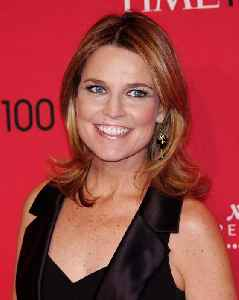 Savannah Guthrie: American journalist and attorney