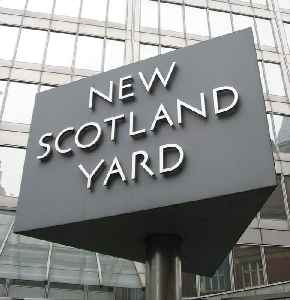 Scotland Yard: Headquarters of the Metropolitan Police Service, London