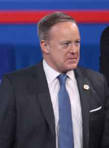 Sean Spicer: American political strategist and former White House Press Secretary and Communications Director for President Donald Trump