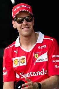 Sebastian Vettel: German racing driver in Formula 1