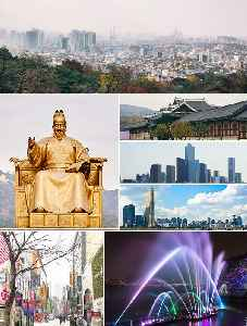 Seoul: Capital of South Korea