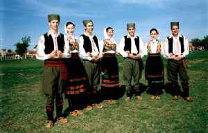 Serbs: Nation and South Slavic ethnic group formed in the Balkans
