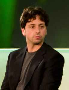 Sergey Brin: President of Alphabet Inc