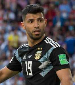 Sergio Agüero: Argentine association football player