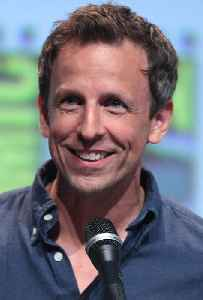 Seth Meyers: American comedian and actor