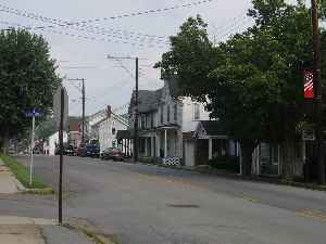 Shanksville, Pennsylvania: Borough in Pennsylvania, United States