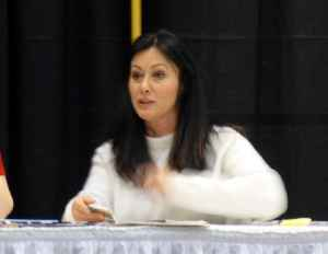 Shannen Doherty: American actress, producer, and television director