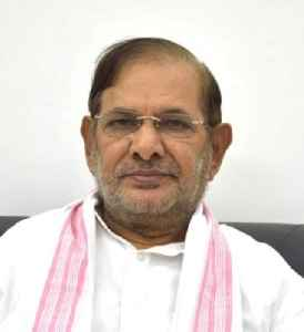Sharad Yadav: Indian politician