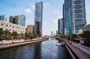 Sharjah: Metropolis in United Arab Emirates