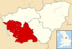 Sheffield: City and Metropolitan borough in England