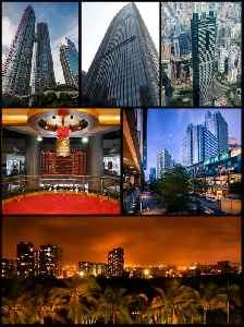 Shenzhen: Prefecture-level and Sub-provincial city in Guangdong, People's Republic of China