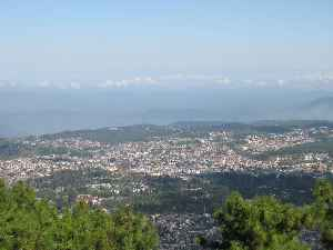 Shillong: City and state capital of Meghalaya, India