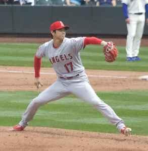 Shohei Ohtani: Japanese baseball player