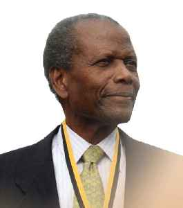 Sidney Poitier: American-born Bahamian actor, film director, author, and diplomat