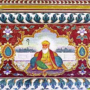 Sikhism: Religion originating in the Punjab region of the Indian subcontinent