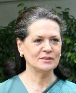Sonia Gandhi: Indian politician