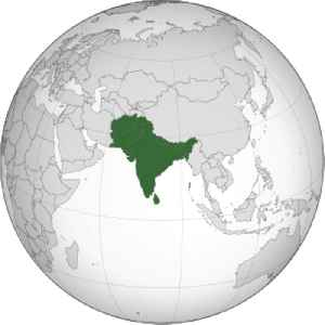 South Asia: Southern region of Asia