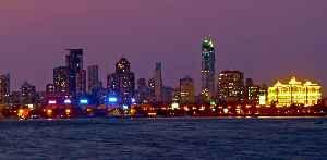 South Mumbai: Precinct of Mumbai in Maharashtra, India