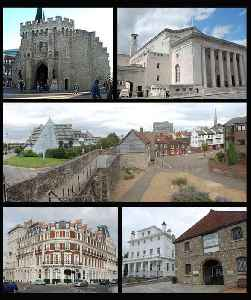 Southampton: City and unitary authority area in England