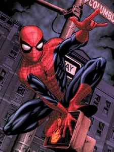 Spider-Man: Fictional Marvel superhero