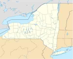 St. Bonaventure, New York: Census-designated place in New York, United States
