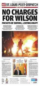 St. Louis Post-Dispatch: Daily newspaper in St. Louis, Missouri