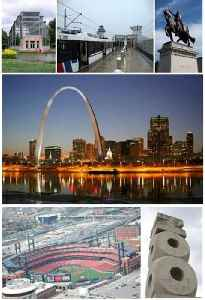 St. Louis: Independent city in Missouri, United States