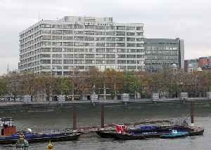 St Thomas' Hospital: Hospital in London