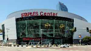 Staples Center: Multi-purpose arena in Los Angeles, CA