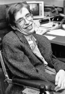 Stephen Hawking: British theoretical physicist, cosmologist, and author