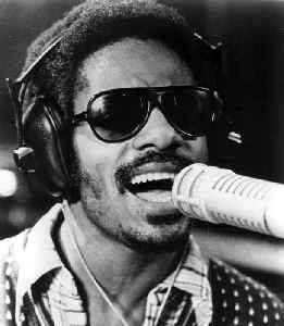 Stevie Wonder: American musician