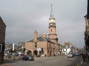 Stonehaven: Human settlement in Scotland