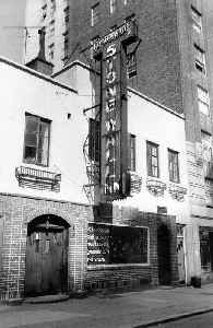 Stonewall riots: 1969 spontaneous uprising for LGBT rights in New York City