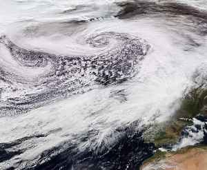 Storm Dennis: Extratropical cyclone in February 2020 that became one of the most intense ever recorded