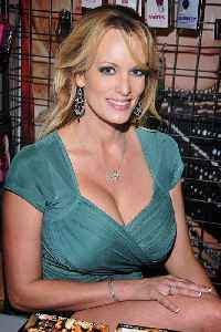 Stormy Daniels: American pornographic actress, screenwriter and director