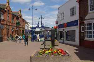 Stourbridge: Town in the Metropolitan Borough of Dudley, in the West Midlands of England