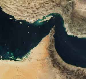 Strait of Hormuz: Strait between the Gulf of Oman and the Persian Gulf