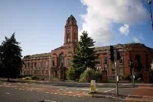 Stretford: Town in Trafford, Greater Manchester