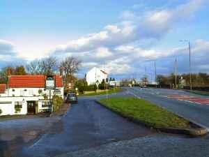 Stretton, Derbyshire: Village and civil parish in North East Derbyshire, England
