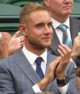 Stuart Broad: English cricketer